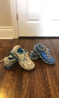 Nike and Adidas Running shoes Toronto, M6R 2M4