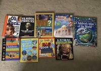 Science and Fact Books For Kids