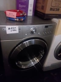 LG dryer excellent condition