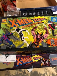 X Men Alert Adventure Game