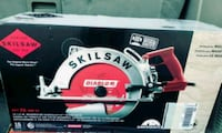"SKILSAW SAWSQUATCH MAGNESIUM 10 1/4"" WORM DRIVE American Canyon, 94503"