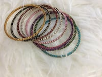 assorted color bangles Mont-Royal, H3R 2S4