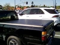 Truck bed cover Toyota