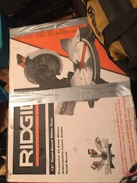 "Rigid mitre saw 17 ""  Edmonton"
