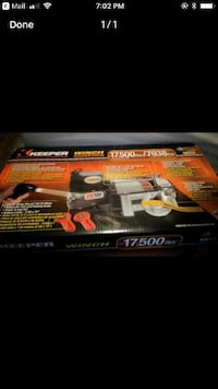 black and red Black & Decker hedge trimmer box WINNIPEG