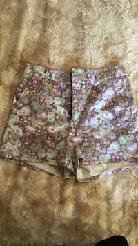 Talula high waisted shorts size 4 Zorra, N0J 1J0
