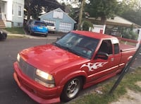2000 Chevrolet S-10 LS EXTENDED CAB