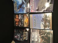WW II movie DVD collection Coon Rapids, 55433