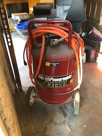 red and black Craftsman pressure washer Gilbert, 85234