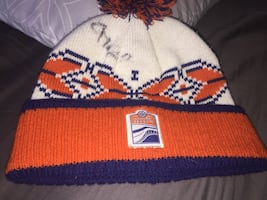 AUTHENTIC SIGNED ANNIVERSARY HAT