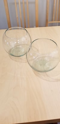 Glass Bowl Vases Fairfax