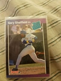 Gary Sheffield rookie card Indianapolis, 46236