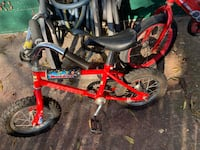 red and black BMX bike Stockton, 95206