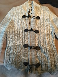 gray and black button-up jacket Shakopee, 55379