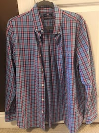 NEW Vineyard Vines Slim Fit Tucker Shirt Men's Size Medium Brookline, 02446