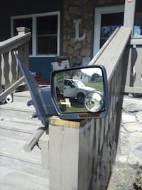 Right side factory mirror for a Ford F-150 Rose Hill