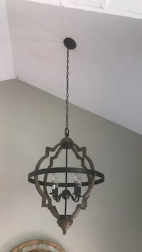 4 Light Pendant Shelton, 06484
