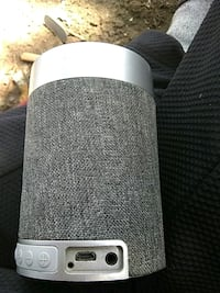 gray and white portable speaker Colorado Springs, 80904