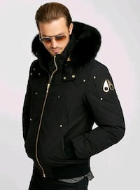 Want to get moose knuckles ballistic bomber parka  Coquitlam, V3B 6Y2