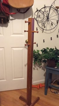 wooden coat stand Baltimore, 21206