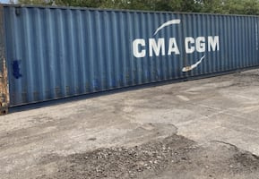 Shipping Storage Cargo Containers