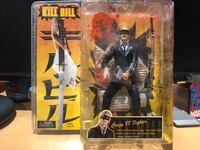 KILL BILL Crazy 88 Fighter Action Figure