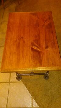 Industrial Style Pipe Table Decatur, 62526