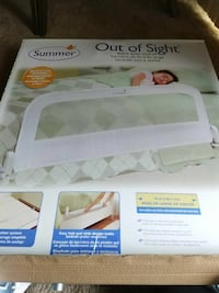 Bed side to save kid from falling out brand new
