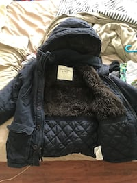 Abercrombie and Fitch fur coat  Austin, 78741
