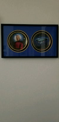 Star Trek Captain Picard and Enterprise  Henderson, 89015