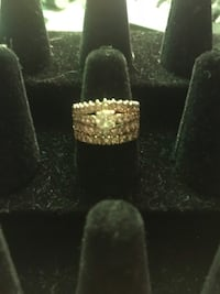 14k gold and diamond ring 1 1/4 carat total weight Perris, 92570
