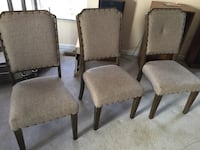 I have six Ashley Dinning Table Chairs For Sale $100 Washington, 20019