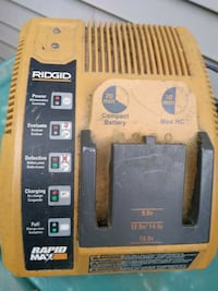 Battery charger, misc power tools