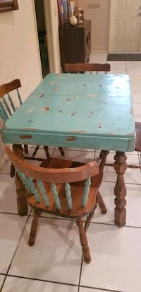 Table with chairs Plantation, 33322