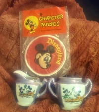 Rare disney mickey mouse collectables 3147 km