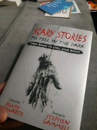 Scary stories to tell in the dark Toronto, M4X 1M2