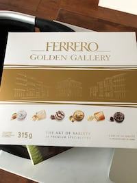 New in wrapper boxes of chocolates  Toronto, M8Z 4Z5