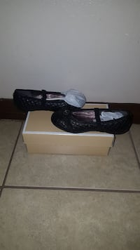 Brand new MK  toddler shoes sz 10