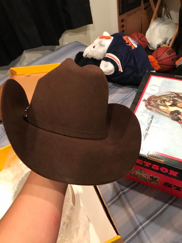 1e66807dd3a08 Used COWBOY HATS. STETSON AND TWINSTONE for sale in Fort Lupton - letgo