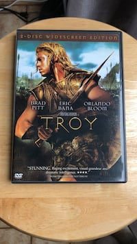 Troy DVD Movie