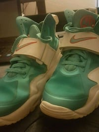 Nike Air Max Express Dolphins - Men's Size 10.5 Gaithersburg, 20879
