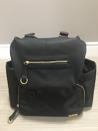 SkipHop Chelsea Downtown Chic Diaper Backpack **LIKE NEW**