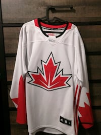 Official world Cup of hockey team Canada Jersey Lakeshore, N0R 1A0
