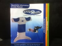 Back 2 life 12 minute back pain solution Glocester, 02814