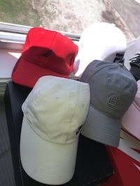 9 hats - Take all for 60$  Dracut, 01826