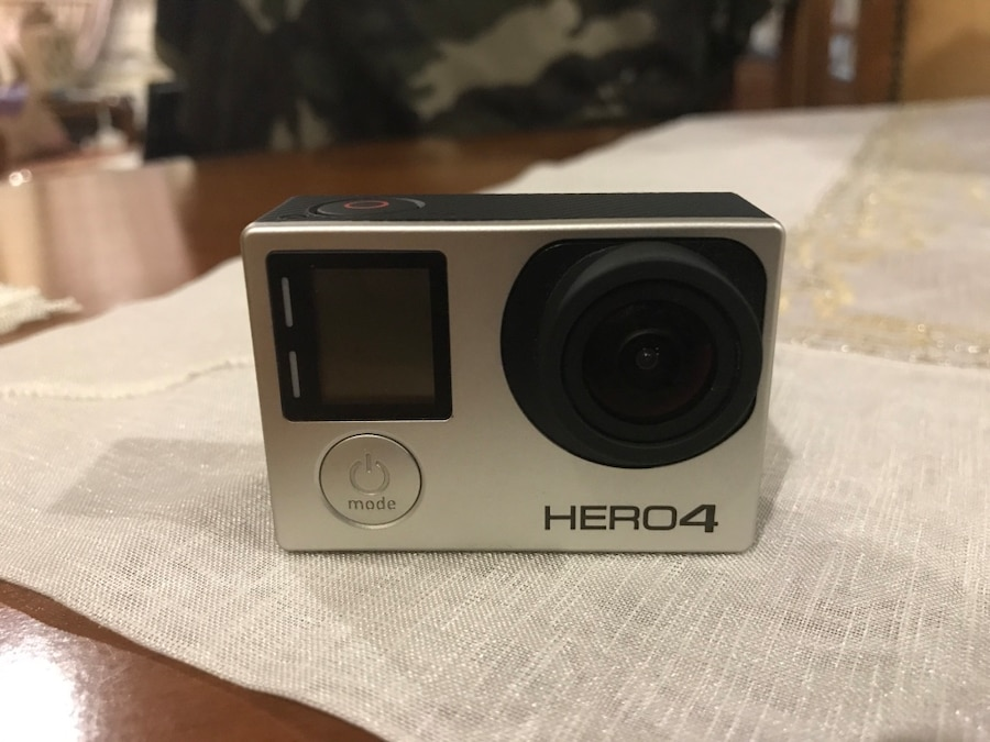 Gopro Hero 4 Silver - İstanbul