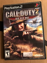 Call of Duty 2-Playstation 2 Ashland, 01721