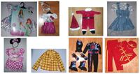 Kids Halloween Costumes/Dress-Up (Size 2T) Mississauga