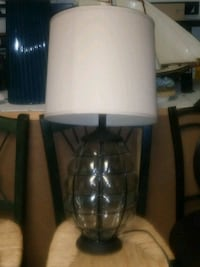 white and black table lamp East Brunswick, 08816