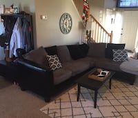 Sectional couch/sofa